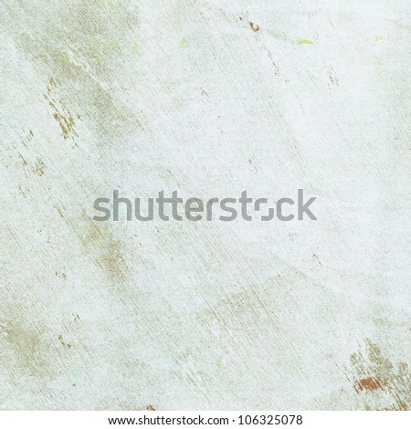 Painted grunge paper texture - stock photo