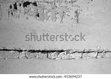 Painted Grungy Abstract Background Texture