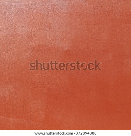 painted orange wall texture and background - stock photo