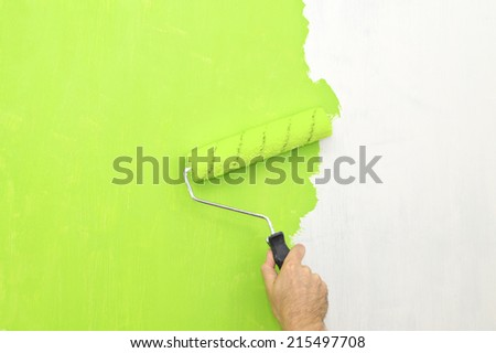 Painting & decorating - stock photo