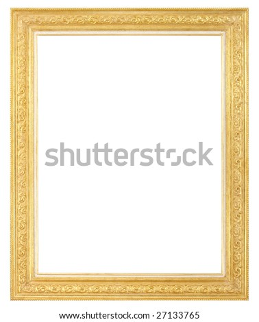 Painting frame, vertical
