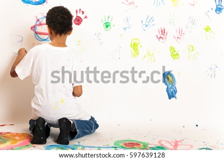 painting kids - Picture Painting For Kids
