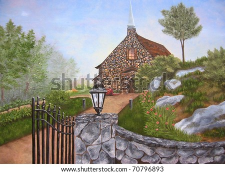 Greenville sc stock images royalty free images vectors for Landscaping rocks greenville sc