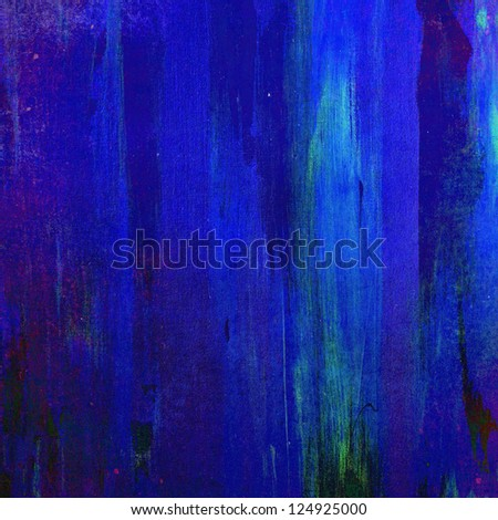 Painting on canvas texture for background - stock photo
