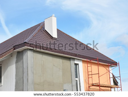Stucco Repair Stock Images, Royalty-Free Images & Vectors ...