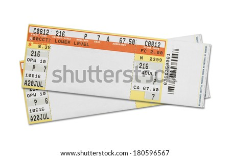 Concert Ticket Images RoyaltyFree Images Vectors – Blank Concert Ticket Template