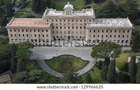 Palace of the Governorate of the Vatican State