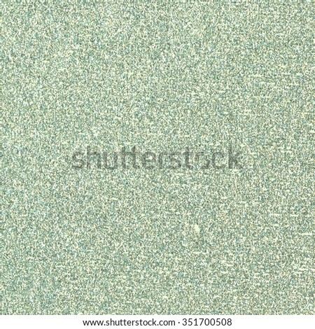 Pale Green Glitter Background - stock photo