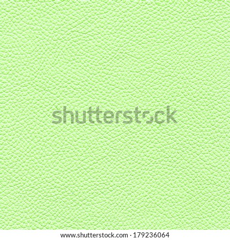 pale green leather texture
