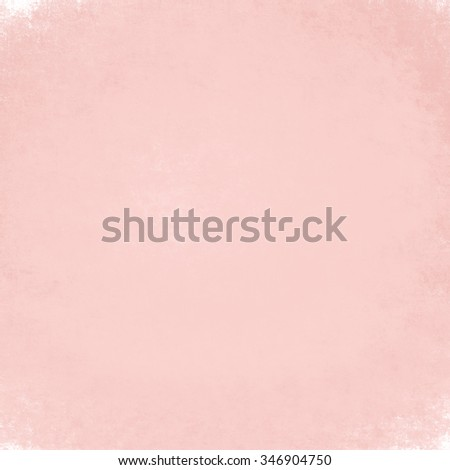 pale pink background or white background of vintage grunge background texture - stock photo