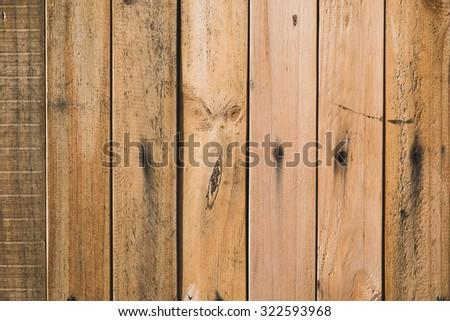 Pallet wood texture - stock photo