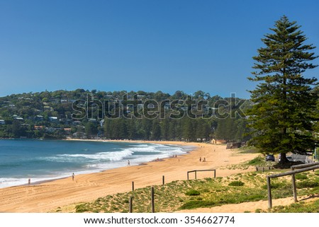 Palm Beach one of Sydney's Northern Beaches