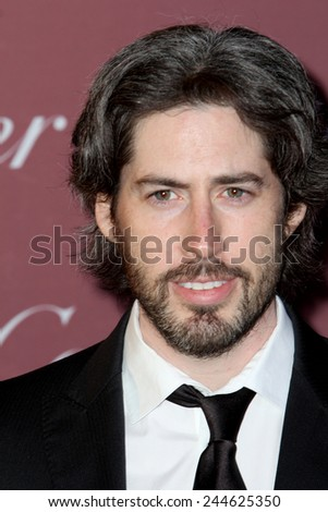 PALM SPRINGS, CA - JAN 3: Jason Reitman arrive at the 2015 Palm Springs Film Festival Awards Gala at the Palm Springs Convention Center on January 3, 2015 in Palm Springs, CA.