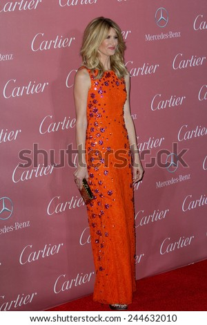 PALM SPRINGS, CA - JAN 3: Laura Dern arrives at the 2015 Palm Springs International Film Festival Awards Gala at the Palm Springs Convention Center on January 3, 2015 in Palm Springs, CA. - stock photo