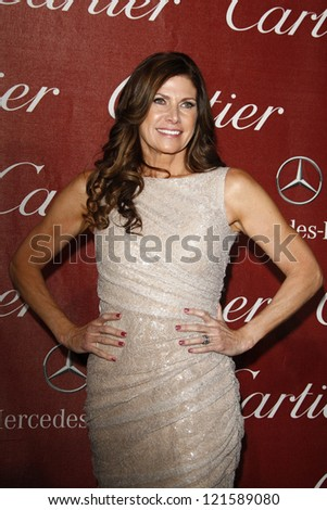 PALM SPRINGS, CA - JAN 7: Mary Bono at the 23rd Annual Palm Springs International Film Festival Awards Gala at the Palm Springs Convention Center on January 7, 2012 in Palm Springs, California - stock photo