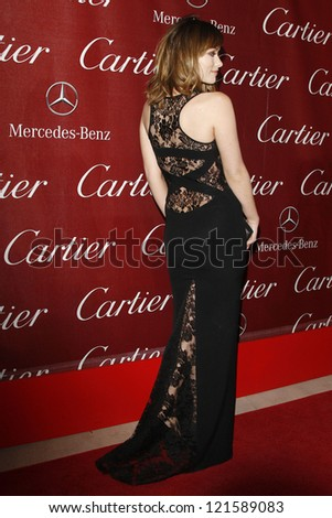 PALM SPRINGS, CA - JAN 7: Olivia Wilde at the 23rd Annual Palm Springs International Film Festival Awards Gala at the Palm Springs Convention Center on January 7, 2012 in Palm Springs, California