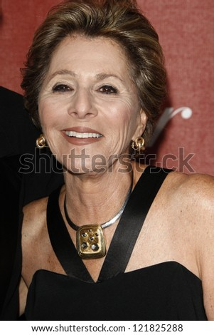 PALM SPRINGS, CA - JAN 7: Senator Barbara Boxer at the 23rd Annual Palm Springs International Film Festival Awards Gala at the Palm Springs Convention Center on January 7, 2012 in Palm Springs, CA - stock photo