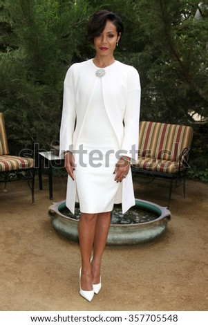 PALM SPRINGS - JAN 3:  Jada Pinkett Smith at the Variety Creative Impact Awards And 10 Directors To Watch Brunch at the The Parker Hotel on January 3, 2016 in Palm Springs, CA - stock photo