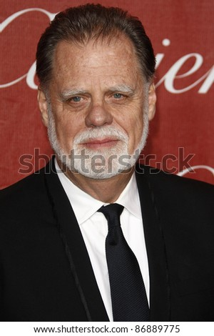 PALM SPRINGS - JAN 8: Taylor Hackford at the 2011 Palm Springs International Film Festival Awards Gala held at the convention center in Palm Springs, California on January 8, 2011