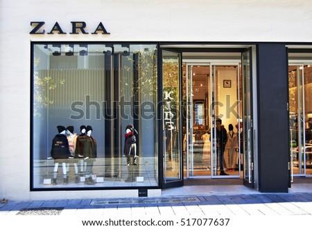 Zara fashion stockbilder und bilder und vektorgrafiken - Zara home pamplona ...