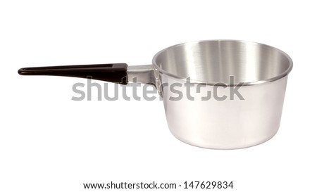 Pan isolated on a white background - stock photo