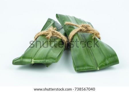 how to cut pandan leaves