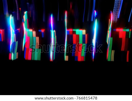 Abstract painting color textures with lighting effects. Wild light pattern & Panning Of Photography Stock Images Royalty-Free Images u0026 Vectors ... azcodes.com