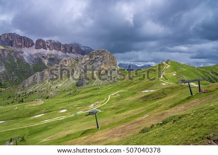 Terrazza Delle Dolomiti Stock Images, Royalty-Free Images ...