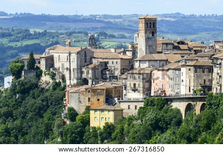 terni muslim In 856 the church of santa maria di collestatte was part of the diocese of terni in 1264 the castle was occupied by muslim soldiers and germans.