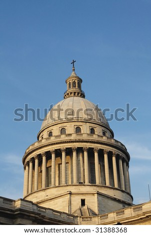 Pantheon tower