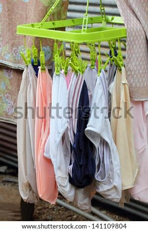Panties - stock photo
