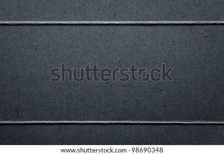 paper banner texture for background or your description - stock photo