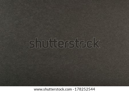 Paper - black paper structure as a background or texture - stock photo