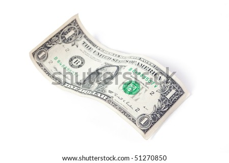 paper currency wave