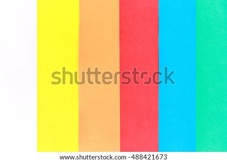 paper multicolor texture abstract background