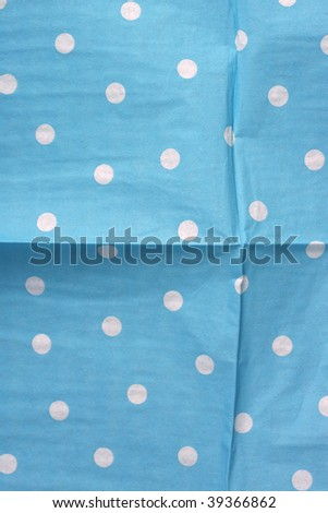paper serviette - stock photo