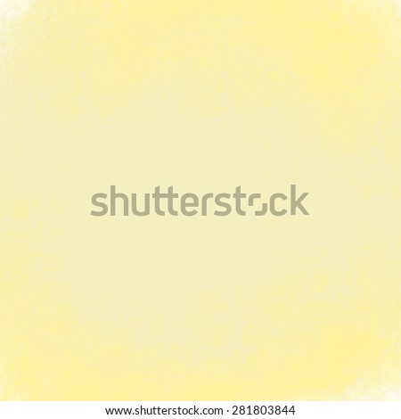 paper texture background in beige color and delicate vignette - stock photo
