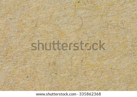Paper texture - brown kraft sheet background. - stock photo