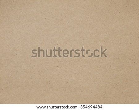 Paper texture - brown paper sheet