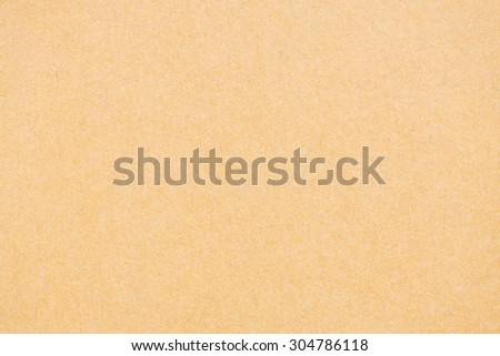 Paper texture - brown paper sheet background - stock photo