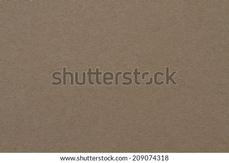 paper texture, recycled cardboard grain background - stock photo