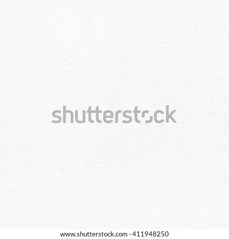 Paper Texture, White Background - stock photo