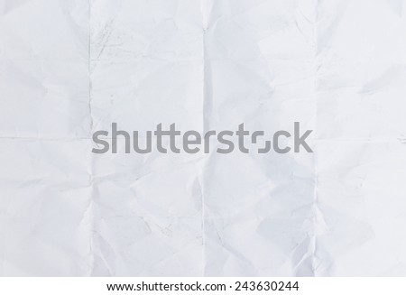 Paper texture. White paper sheet , background - stock photo