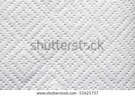 Paper towel texture - stock photo