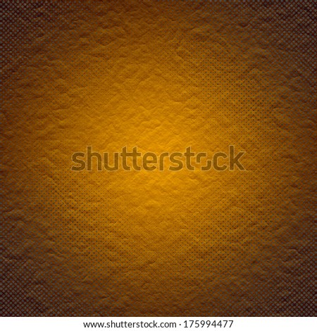 paper with bright spotlight on black background texture