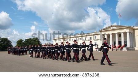 Sandhurst Military Band Military Academy Sandhurst