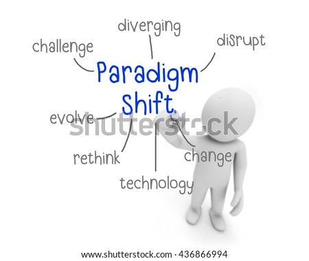 Asian business go paradigm strategy