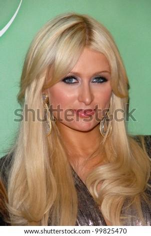Paris Hilton at the NBC Universal  Press Tour All-Star Party, Langham Huntington Hotel, Pasadcena, CA. 01-13-11 - stock photo