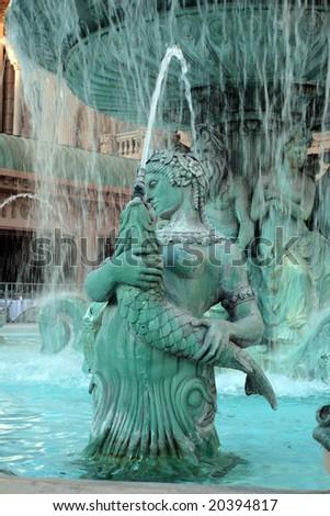 Paris Hotel, Las Vegas, USA - stock photo