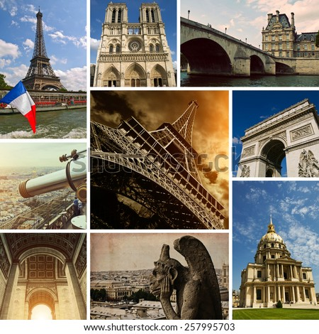 Paris Views - Photo Collection